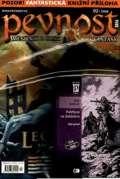 Pevnost 02/2008 + kniha Pohřbeni na Solfanaru