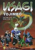 Usagi Yojimbo - Spiknutí draka