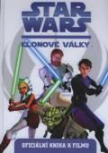 Star Wars: Klonové války - oficiální kniha k filmu