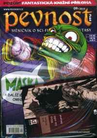 Pevnost 09/2010 + kniha Věčný čas zubů 1