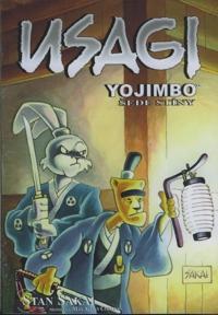 Usagi Yojimbo - Šedé stíny